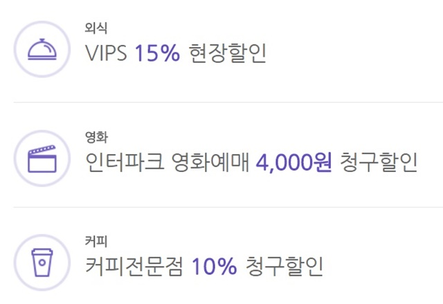 vips 15% coffee 10%
